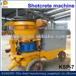 Hot sale newest KSP-9 wet mix shotcrete machine