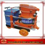 Dry-Mix Shotcrete Machine for Construction from Manufactory