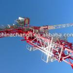 China used floating tower crane QTZ50(4810) for sale,Changli manufacturer-