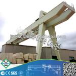 50 ton Double Girder gantry crane specification With CE ISO-
