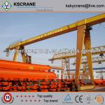 single girder gantry crane box type-