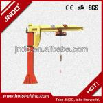 Single-girder gantry crane-