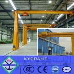 best performance single girder seni-gantry crane 2ton-