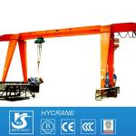 A-Frame Single Girder Gantry Crane 20 ton-
