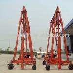 mobile harbour crane-