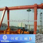 10 tons rail mounted gantry crane manufacturers-