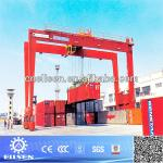China professional manufacture gantry crane 25 ton-