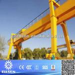 MG Model Double Girder Rail Electric Gantry Cranes-