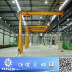 Top quality BMH single-girder semi gantry crane-