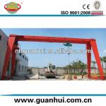 single girder gantry crane made in china 1-- 20t-
