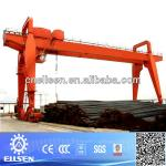 Electric double-beam gantry crane capacity-