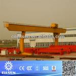 10 ton travelling single beam gantry crane-