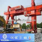 100 ton double girder gantry crane-