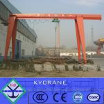 for sales! single girder box-type gantry crane with low price-