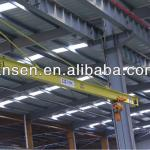 Anson 0.5t wall mounted jib crane-
