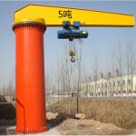 2013 Hot Sale High Quality BZD Jib Crane-