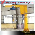 3 ton electric hoist gib crane-