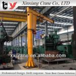 Loader crane jib with 5ton hoist-