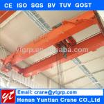 Double girder electric remote control overhead crane crane with CE GOST-