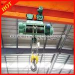 For Overhead Crane Wire Rope Electric Monorail Hoist-