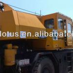 Used Tadano Rough Terrain Crane Original Japan,Used 200tons Crane-