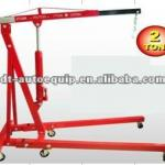 hydraulic mini small engine crane machine transport tools-
