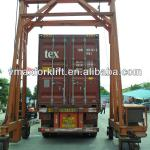 High Quality Mast Mobile Container Crane-