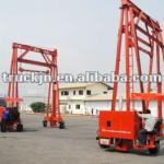 40 ton mobile container crane-