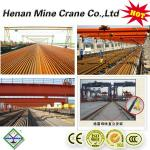 CE 100m-500m long rail welding base used overhead crane group or gantry crane group-