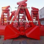 Four ropes Clamshell Grab/ Harbour Equipment
