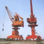 Top supplier of port gantry cranes with B.V certification-