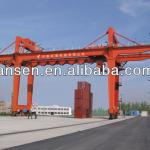Anson gantry crane for container lifter
