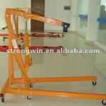 professional promotion small electric foldable shop crane