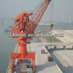 Best quality harbour portal cranes/ port cranes-