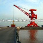 Container lifting cranes / portal cranes for seaport-