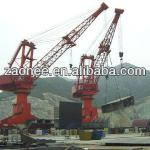 Portal Crane for loading and unloading tasks-