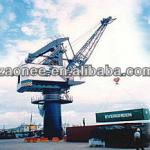 Port loading and unloading crane/ container cranes-