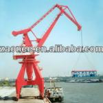Best portal crane with hook/grab in China