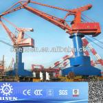 Shipside portal crane for seaport,Container lifting cranes