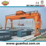 shipping container lifting cranes