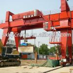 professional Mamufacture Double Girder Hanger Gantry Crane 10ton on sale