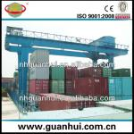 double girder container gantry crane