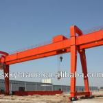 A Type 5~50/10T Double-beam Hanger Gantry Crane