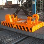 5000kg Magnetic Plate Lifting Device, Automatic Operation