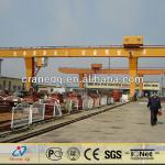 10T Box Type Portal Single Beam Gantry Crane