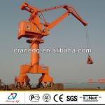 Marine Portal Crane for Dock and Shipyard by CE/ISO