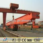 MG Model 32T Single Beam Gantry Crane with L Type Legs