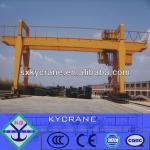 Double girder gantry crane service for sale