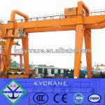 A Frame 50t double girder gantry crane price from China