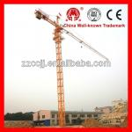 QTZ Tower Crane in India We Built, Self Erecting Tower Crane for Sale-